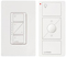 Lutron Caseta White 600-Watt In-Wall Dimmer With Remote