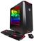 CyberPowerPC Gamer Panzer Black Desktop Computer