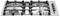 "Bertazzoni 30"" Master Series Stainless Steel Gas Cooktop"