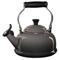 Le Creuset 1.8 Quart Oyster Classic Whistling Tea Kettle