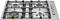 "Bertazzoni 30"" Professional Series Stainless Steel Gas Cooktop"