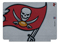Microsoft Surface Pro 4 Special Edition NFL Type Cover - Tampa Bay Buccaneers