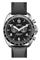 Shinola The Rambler Tachymeter Black Dial Stainless Steel Mens Watch