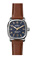 Shinola The Guardian 36mm Dark Cognac Leather Strap Mens Watch