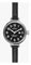 Shinola The Birdy 34mm Black Leather Strap Womens Watch