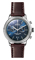 Shinola The Bedrock Stainless Steel 42mm Midnight Blue Dial Mens Watch