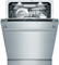 "Bosch Benchmark Series 24"" Bar Handle Dishwasher"