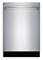 "Bosch 800 Series 24"" Bar Handle Built-In Stainless Steel Dishwasher"