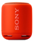 Sony Red Portable Wireless Bluetooth Speaker