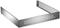 "Bertazzoni 24"" Stainless Steel Toekick Panel"