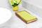 Napkins Kiwi Green Guest Towel Napkin