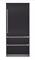 "Viking Professional 7 Series 36"" Graphite Gray Built-In Bottom-Freezer Refrigerator"