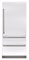 "Viking Professional 7 Series 36"" Stainless Steel Built-In Bottom-Freezer Refrigerator"