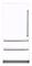 "Viking Professional 7 Series 36"" White Built-In Bottom-Freezer Refrigerator"