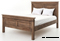 Four Hands Sundried Ash Settler Qta Platform King Bed
