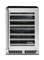 "Viking 24"" Stainless Steel Undercounter Wine Cellar"