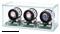 Orbita Tourbillon Three Crystal Glass Watch Winder