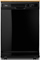 Whirlpool Black Portable Dishwasher