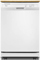 Whirlpool White Portable Dishwasher