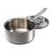Wolf Gourmet 3 Qt. Stainless Steel Saucepan