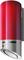 "Best 16"" Lipstick Red Chimney Hood"