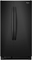 Whirlpool Black Side-By-Side Refrigerator