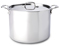 All-Clad Stainless Steel 12 Qt Stock Pot With Lid