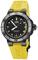 Oris Aquis Depth Gauge Yellow And Stainless Steel Mens Watch