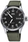 Oris Big Crown ProPilot Day Date Stainless Steel And Green Mens Watch
