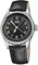 Oris Big Crown Original Pointer Date Stainless Steel And Black Leather Mens Watch