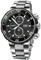 Oris ProDiver Chronograph Titanium And Black Mens Watch