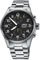 Oris Big Crown ProPilot Chronograph Stainless Steel And Black Mens Watch
