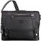 Tumi Reflective Silver Foster Messenger Bag