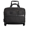 Tumi Alpha 2 Black 4 Wheeled Deluxe Brief With Laptop Case