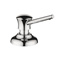 Hansgrohe  Polished Nickel Traditional Soap Dispenser