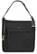 Tumi Voyageur Black Natalia Convertible Bucket Bag