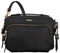 Tumi Voyageur Black Luanda Flight Bag