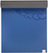 Gaiam Blue Sol Dry-Grip 5mm Yoga Mat