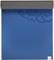Gaiam Blue Sol Dry-Grip 5mm Yoga Mat