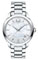 Movado Bellina Stainless Steel Womens Watch