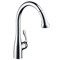 Hansgrohe Allegro E SemiPro Steel Optik Kitchen Faucet