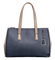 Tumi Sinclair Navy Multi Ana Large Double Zip Carry-All