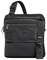 Tumi Alpha Bravo Black Annapolis Cross Body Bag