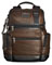 Tumi Alpha Bravo Knox Leather Backpack