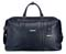 Tumi Astor Navy San Remo Leather Duffel Bag