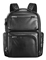 Tumi Black Bradley Leather Backpack