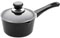Scanpan Black Classic 1 Qt. Saucepan