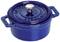 Zwiling J.A. Henckels 0.25Qt. Dark Blue Mini Round Cocotte