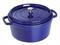 Zwilling J.A. Henkels Staub 2.75 Qt Dark Blue Round Cocotte