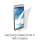 Zagg Invisible Shield HD Samsung Galaxy Note II Screen Protector